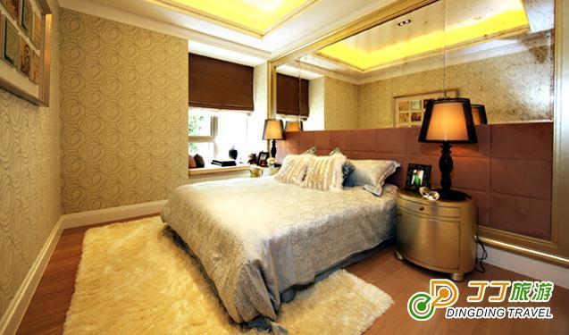 背景墙 房间 家居 酒店 起居室 设计 卧室 卧室装修 现代 装修 637