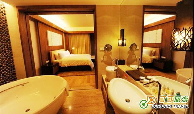 杭州千岛湖洲际度假酒店|(房间一角8)