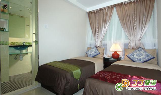 电梯及配套设施,拥有舒适及安静的房间,房内还设置了上网服务及电话