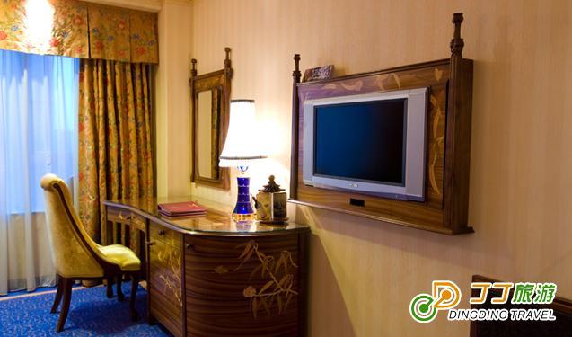澳门新葡京酒店 grand lisboa hotel(房间一角7)