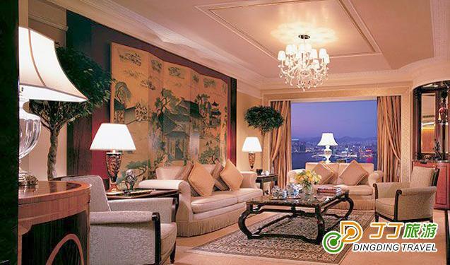 香港港岛香格里拉大酒店|island