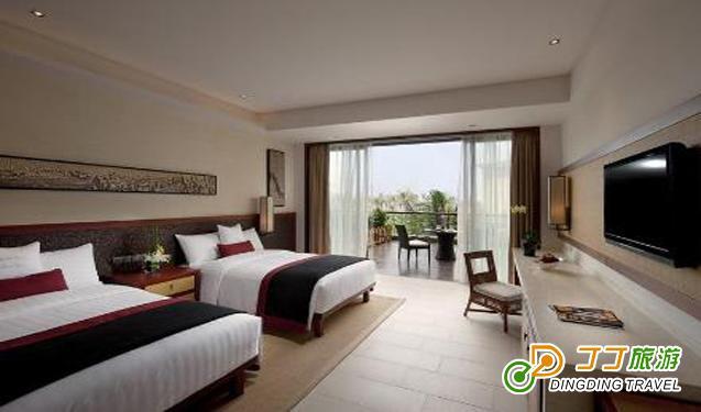 三亚海棠湾希尔顿逸林酒店