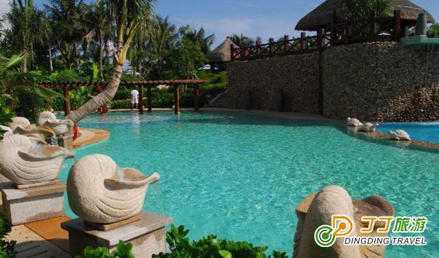 游泳池,网球场,模拟高尔夫球场,儿童乐园 会议服务:  三亚阳光大酒店