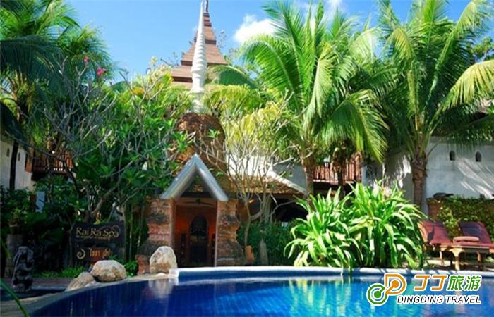 苏梅岛城堡度假酒店